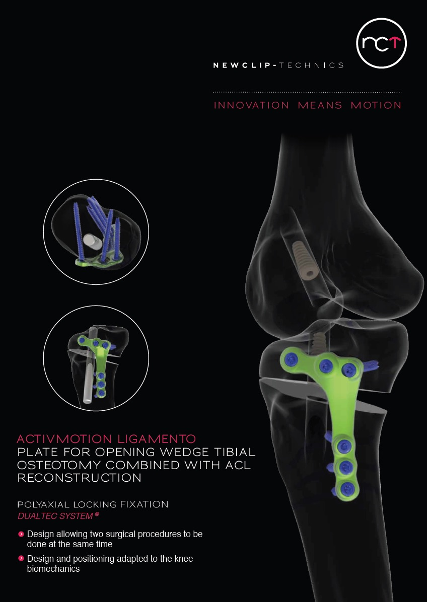 Miniature Activmotion Ligamento